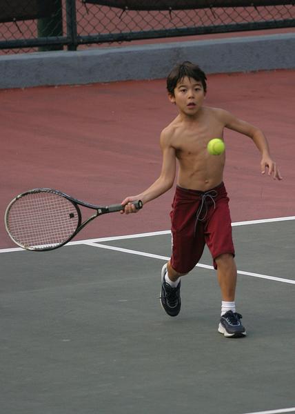 Längste Tennisspiel