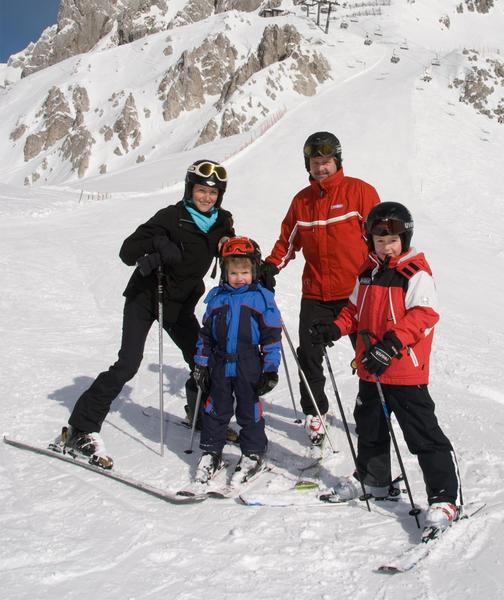 Ski Buddy: Das Fell, das Sie zum Skifahren …